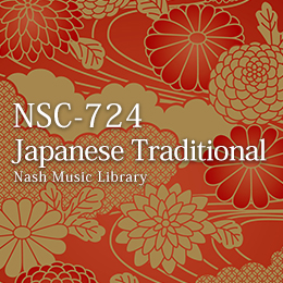 NSC-724 28-Japanese Traditional