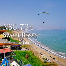 NSC-734 38-Sweet Bossa