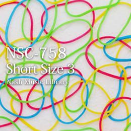 NSC-758 62-Short Size 3