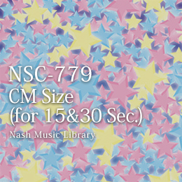 NSC-779 83-CM Size (for 15&30 Sec.)