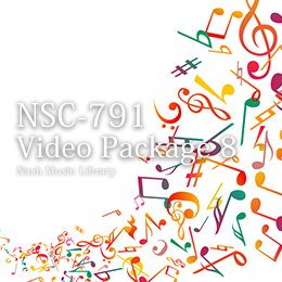NSC-791 95-Video Package 8