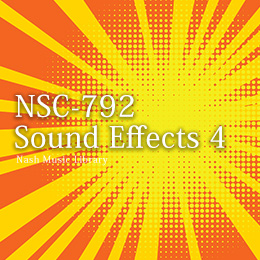 NSC-792 96-Sound Effects 4(効果音4)