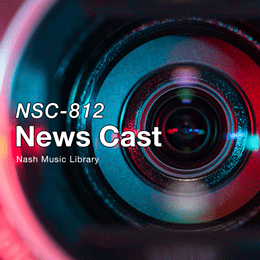 NSC-812 116-News Cast