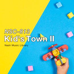 NSC-813 117-Kid's Town 2