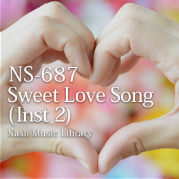 NS-687 Sweet Love Songs-Instrumental (2)