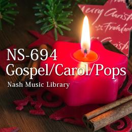 NS-694 10集-Gospel/Carol/Pops