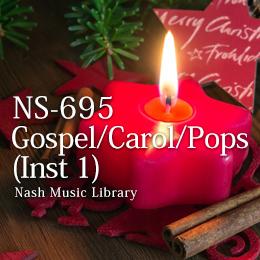 NS-695 10集-Gospel/Carol/Pops/Instrumental (1)