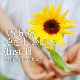 NS-698 11集-やさしいうた/Instrumental (1)
