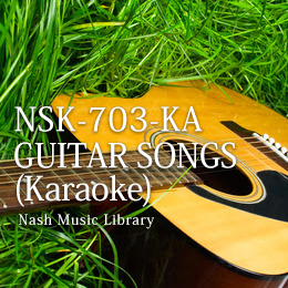 NSK-703-KA Guitar Songs-KARAOKE