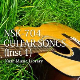 NSK-704 13集-GUITAR SONGS/Instrumental (1)