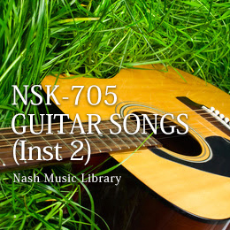 NSK-705 13集-GUITAR SONGS/Instrumental (2)