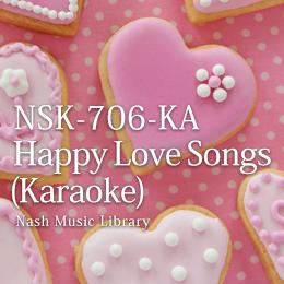 NSK-706-KA 14集-Happy Love Songs/カラオケバージョン