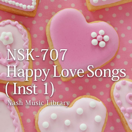 NSK-707 Happy Love Songs-Instrumental (1)