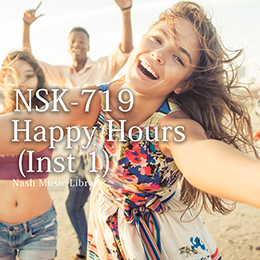 NSK-719 18-Happy Hours/Instrumental (1)