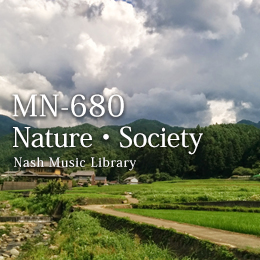 MN-680 Sounds of Nature/Society in Japan