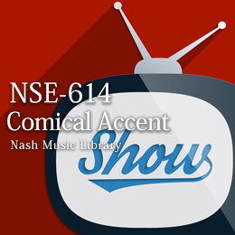 NSE-614 17(2)-Comical Accent