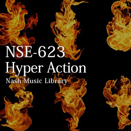 NSE-623 Hyper Action Sounds