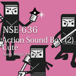 NSE-635 Action Sound Box (2) Cute