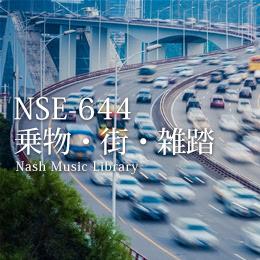NSE-644 38(2)-乗物・街・雑踏