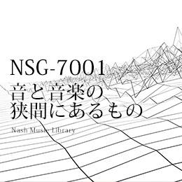 NSG-7001 1-Between Sound and Music