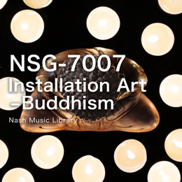 NSG-7007 7-Installation Art -Buddhism