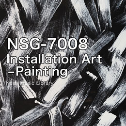 NSG-7008 8-Installation Art -Painting