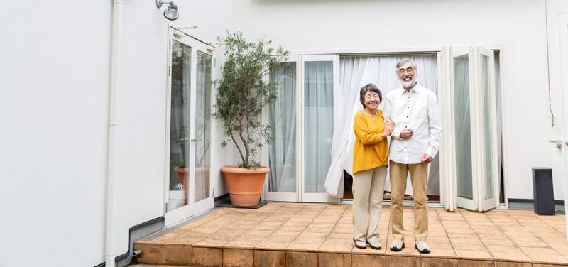 配偶者居住権が認められている範囲