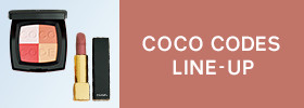COCO CODES LINE-UP