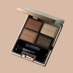 カネボウ化粧品 ルナソル セレクション・ドゥ・ショコラアイズ 02