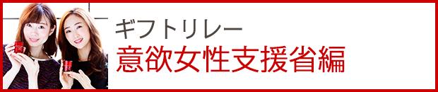 ギフトリレー①弾力再生省編