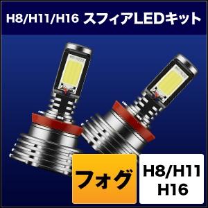 フォグ用スフィアLED H8/H11/H16 コンバージョンキット [SHKPE] / ¥12,800/HIDキット|LEDヘッドライト販売のスフィアライト