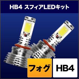 フォグ用スフィアLED HB4 コンバージョンキット [SHKPG] / ¥12,800/HIDキット|LEDヘッドライト販売のスフィアライト