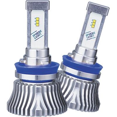 日本製LEDヘッドライト RIZING2 H8/H9/H11/H16 [SRH11] / ¥20,000/HIDキット|LEDヘッドライト販売のスフィアライト