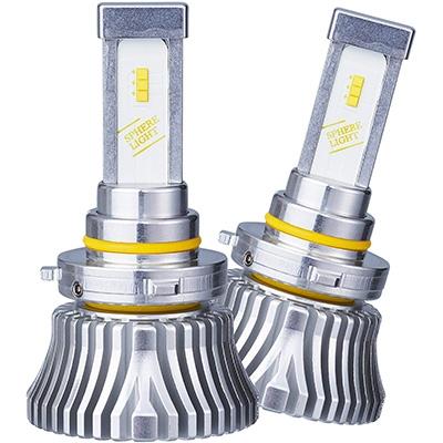 日本製LEDヘッドライト RIZING2 HB3/HB4/HIR2 4500K [SRHB045] / ¥20,000/HIDキット|LEDヘッドライト販売のスフィアライト