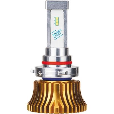 バイク用LEDヘッドライト RIZING2 HB3/HB4 6000K [SRBHB060] / ¥12,800/HIDキット|LEDヘッドライト販売のスフィアライト