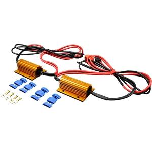 LED用 球切れ警告灯ワーニングキャンセラー【プロ仕様】 クルマ用 (2灯用) [SHGCLHP25] / ¥9,800/HIDキット|LEDヘッドライト販売のスフィアライト