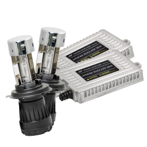 輸入車用HIDコンバージョンキット 55W H4 Hi/Lo 4300K [SHEAC0431] / ¥50,400/HIDキット|LEDヘッドライト販売のスフィアライト