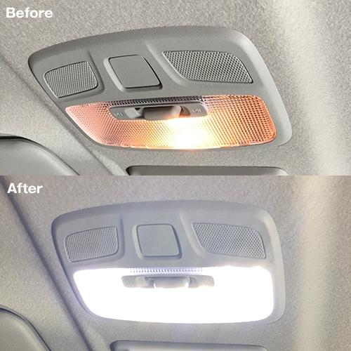 ジムニー/ジムニーシエラ専用 LEDルームランプセット  [SLRM-16] / ¥3,480/HIDキット|LEDヘッドライト販売のスフィアライト