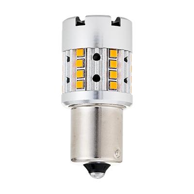 ウインカー専用LED SUNTURNⅡ S25シングル ピン角180°   [SUNS2518] / ¥7,000/HIDキット|LEDヘッドライト販売のスフィアライト