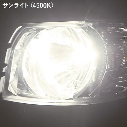 日本製LEDヘッドライト RIZINGアルファ H4 Hi/Lo 6000K 12V用 2年保証 [SRACH4060-02] / ¥8,800/HIDキット|LEDヘッドライト販売のスフィアライト