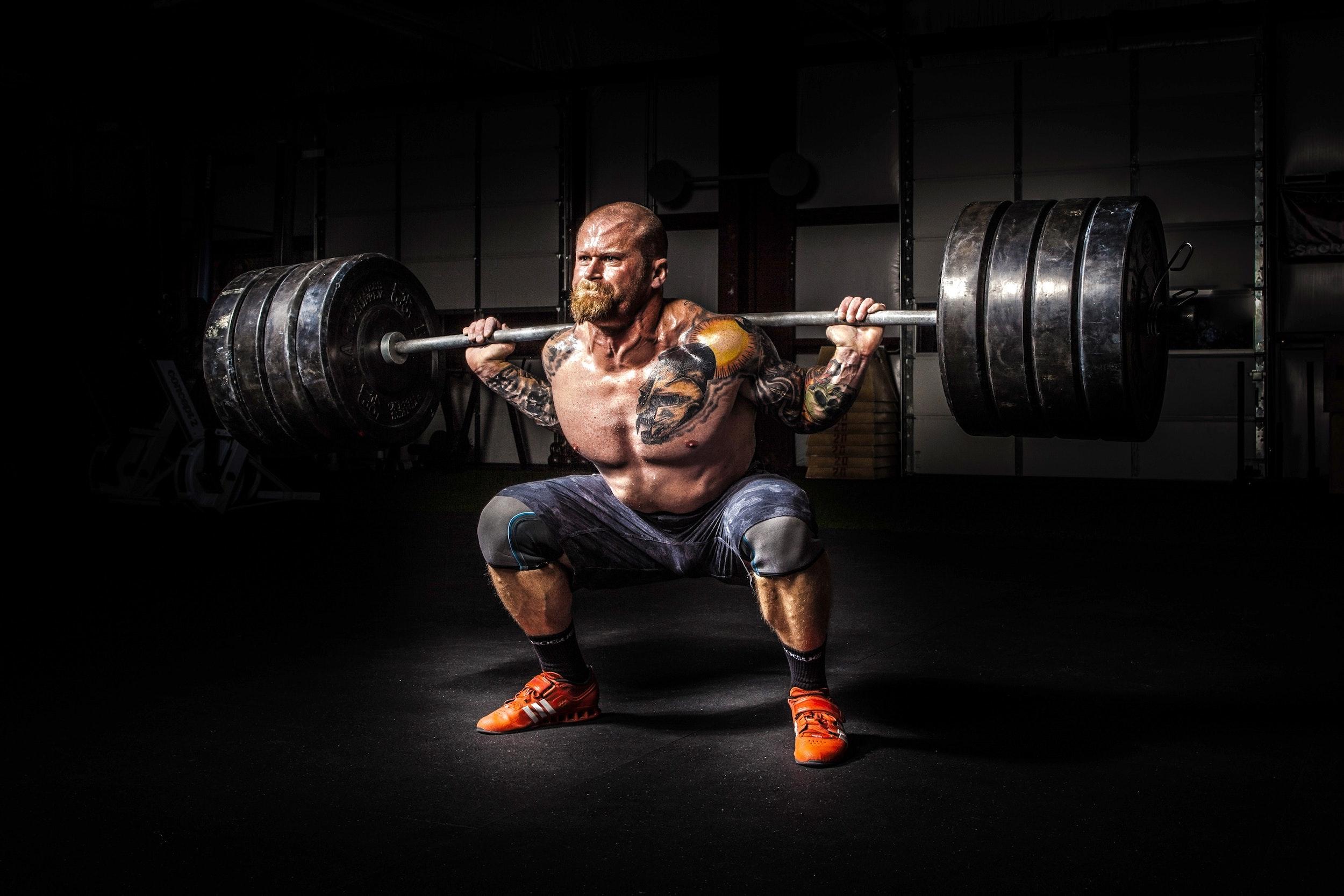 腸腰筋を強くするスクワット4つのポイントを紹介