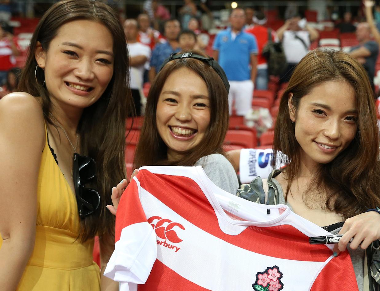 Eyecatch rugby girls