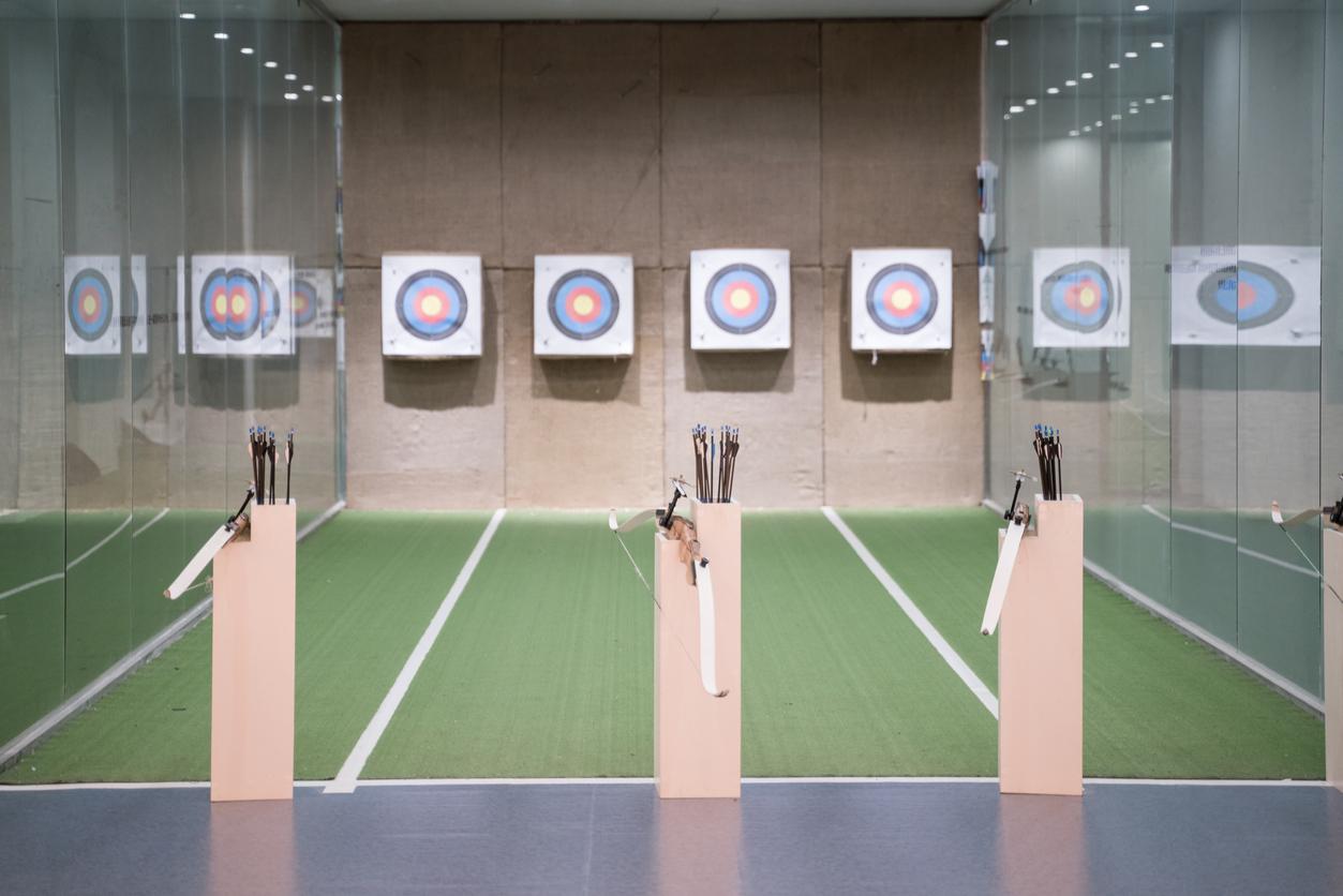 Sports spoit eyecatch archery rule
