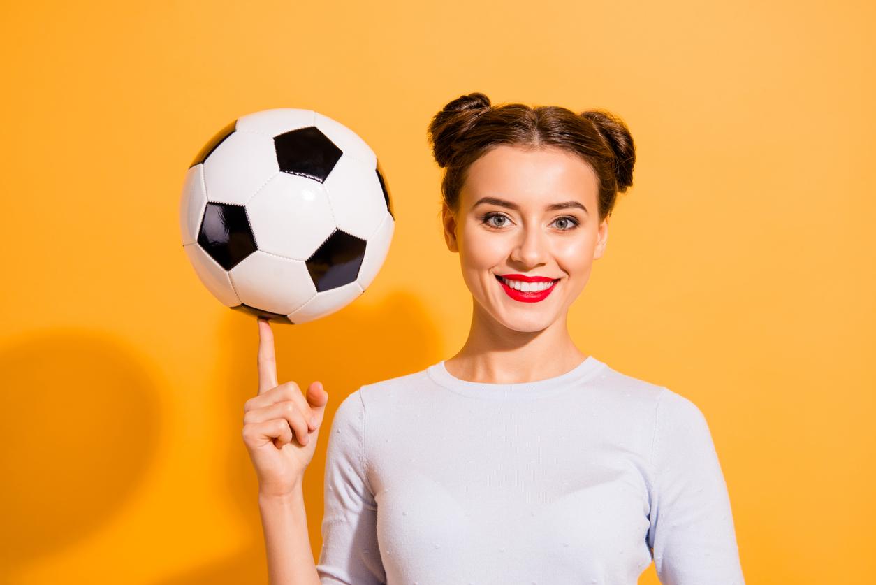 Sports spoit eyecatch beauty effect of futsal