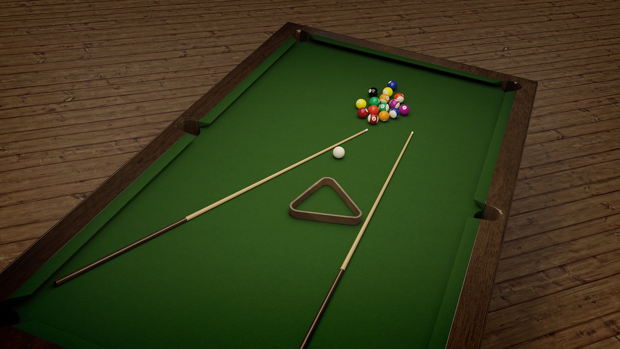 Sports spoit eyecatch billiards rule