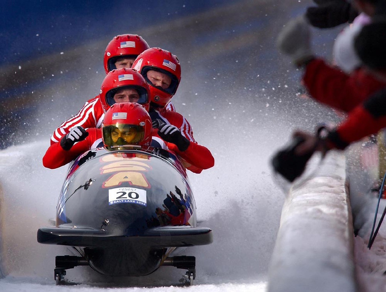 Sports spoit eyecatch bobsled
