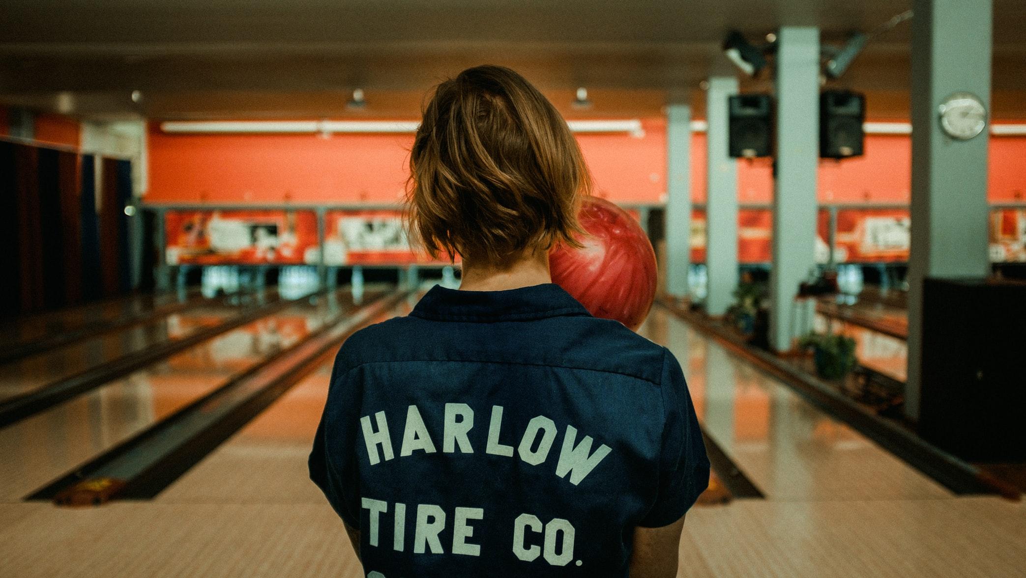 Sports spoit eyecatch bowling tokyo date fashion