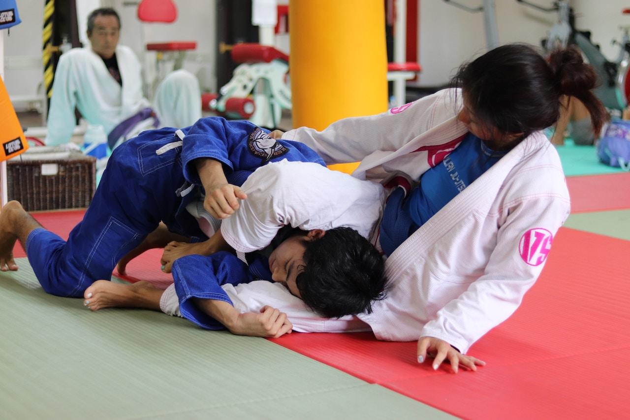 Sports spoit eyecatch judo woman rule