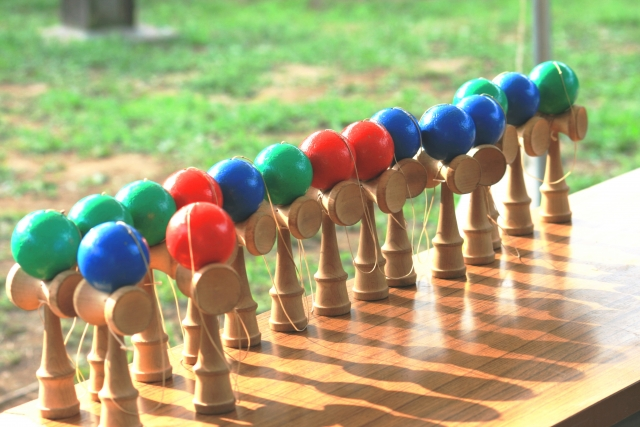 Sports spoit eyecatch kendama rule