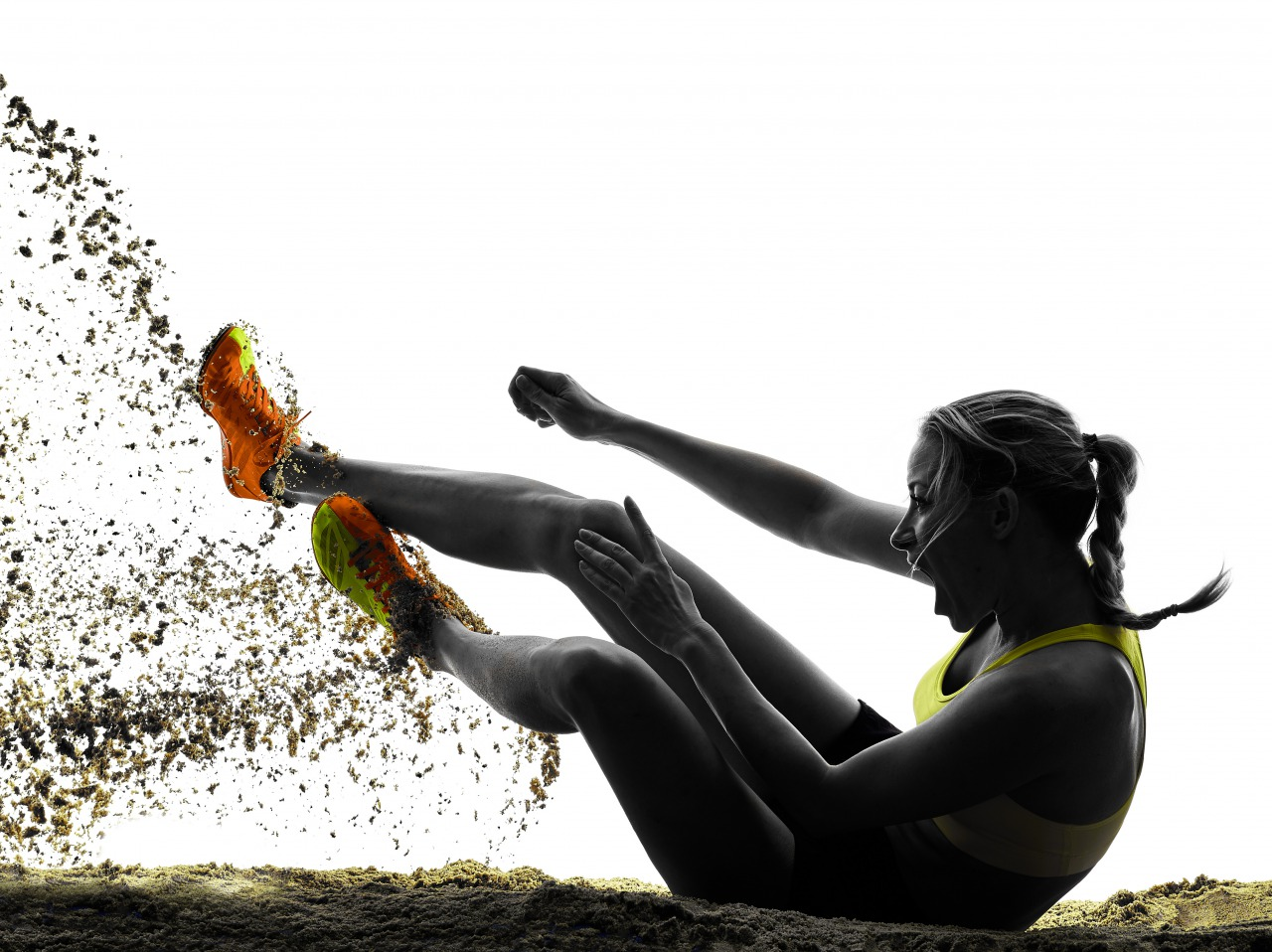 Sports spoit eyecatch long jump rule